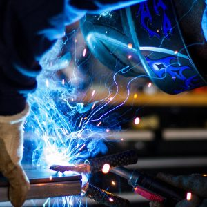 Przemysł mechaniczny (spawanie / szlifowanie)
