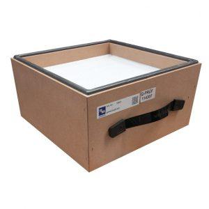 Filtr HEPA, wymiary 305x305x150 mm
