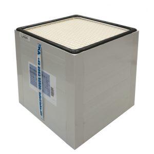 Filtr główny wysoko skuteczny, wymiary 305x305x292 mm