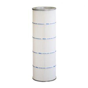 Filtr patronowy, wymiary 327x1200 mm, Robocza 15,6 m2