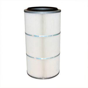 Filtr patronowy, wymiary 327x600 mm, Robocza 7,8m2